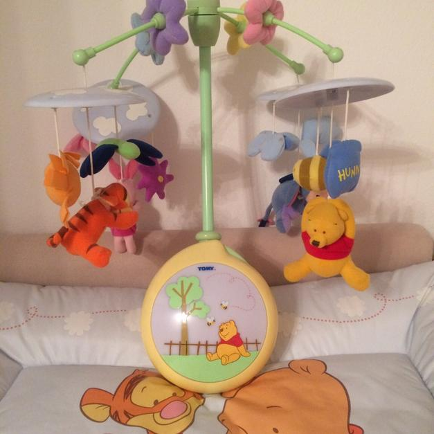 Winnie Pooh Mobile in 67657 Kaiserslautern for €15.00 for sale - Shpock
