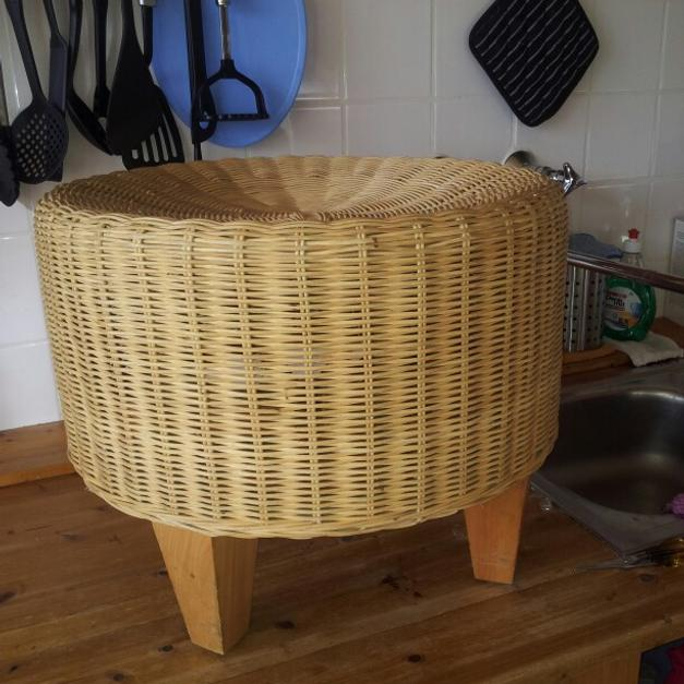 Rattan Hocker Von Ikea In 52351 Duren For 10 00 Shpock