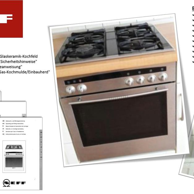 Reserviert Neff Backofen Gasherd Vb In 48531 Nordhorn For