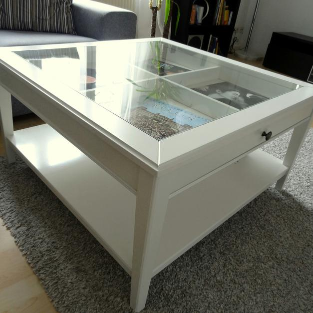 Ikea Liatorp Couchtisch Weiss Glas In 13187 Berlin For 120 Shpock