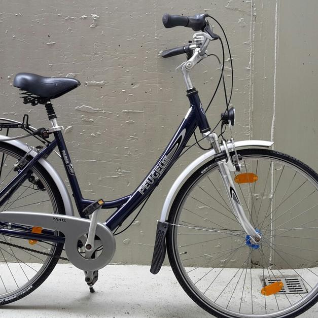 damen fahrrad peugeot 28 zoll in 26316 varel for €175.00 - shpock