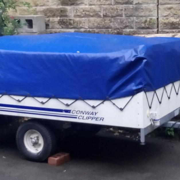 Conway Clipper Trailer Tent In Kirklees For £250.00