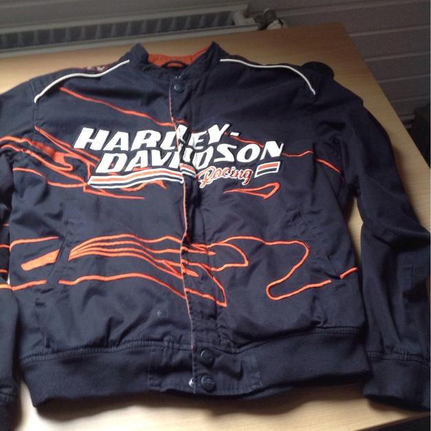 Harley jacke screamin eagle