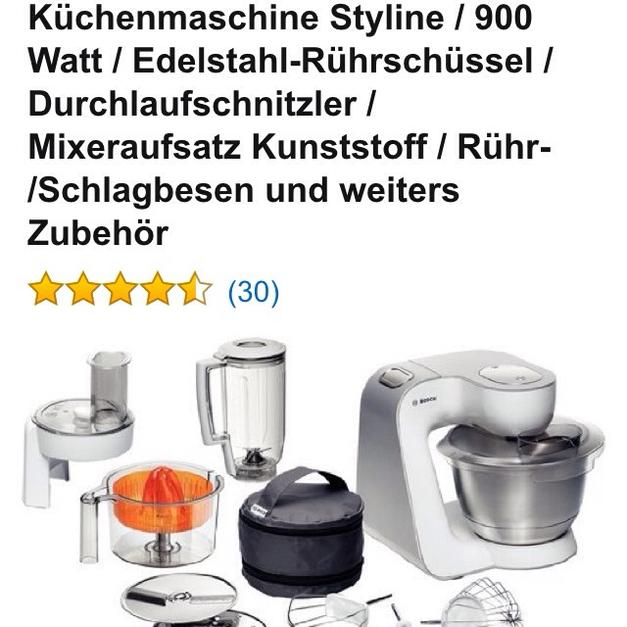 Bosch Mum 5 Kuchenmaschine In 8430 Leibnitz For 175 00 Shpock