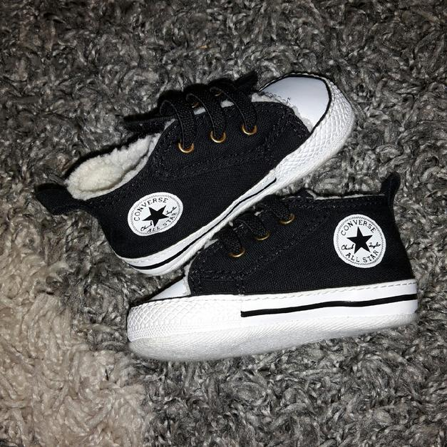 2345a69861a9e Converse All Star Babyschuhe Gr. 18 in 55131 Mainz for €10.00 - Shpock
