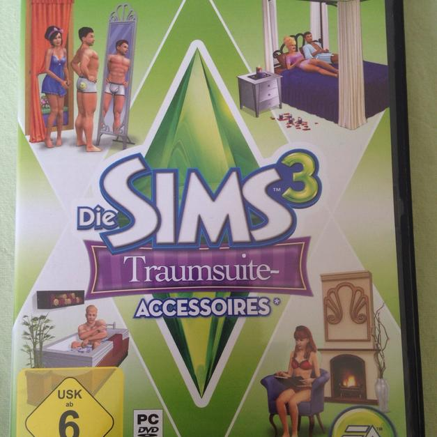 sims 3 traumsuite accessoires