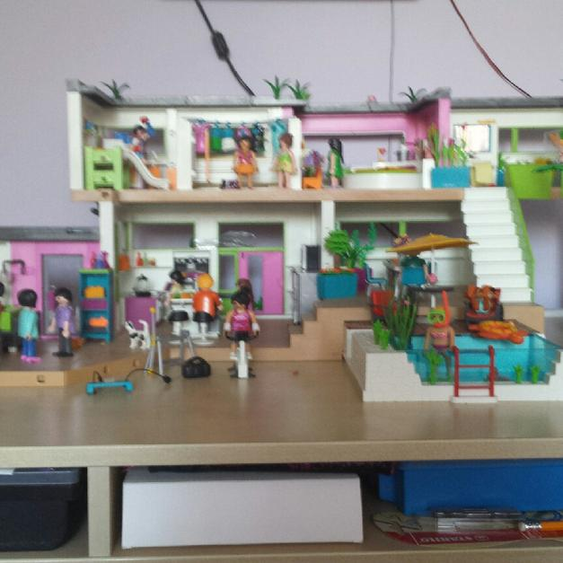 Playmobil Luxusvilla Bungalow In 59077 Hamm For 180 Shpock