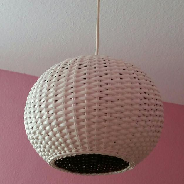 Rattan Lampe In 30880 Laatzen For 20 Shpock