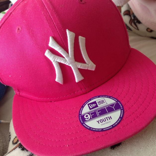 Kids pink Yankee hat in Chelmsford for £3 - Shpock bb946f674cc3