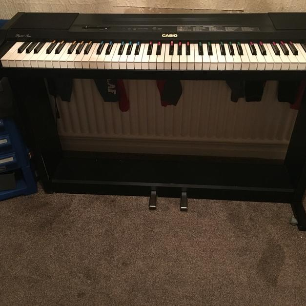 casio cps 700 digital piano in west lancashire for shpock. Black Bedroom Furniture Sets. Home Design Ideas