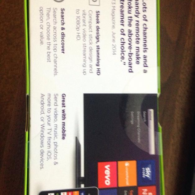 Roku streaming stick in CV10 Nuneaton and Bedworth for