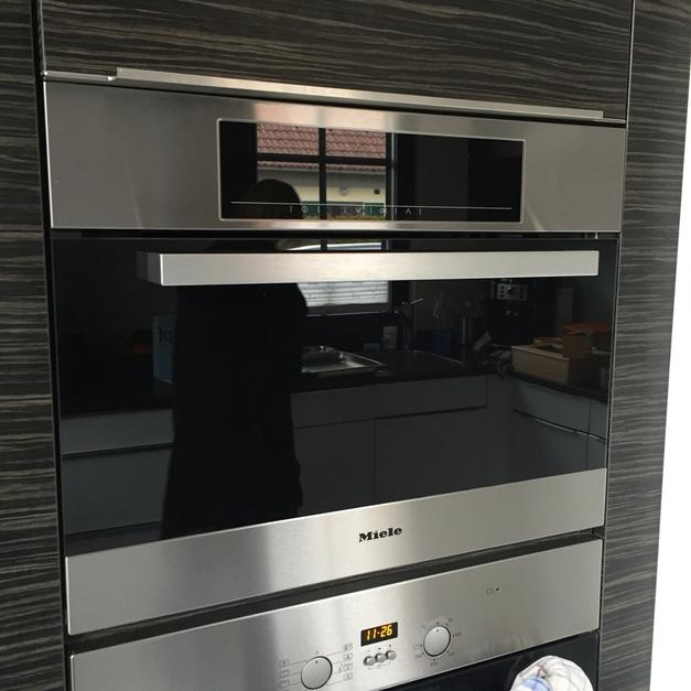 Miele Einbau Dampfgarer Dg 5040 In 6842 Koblach For 600 00 Shpock