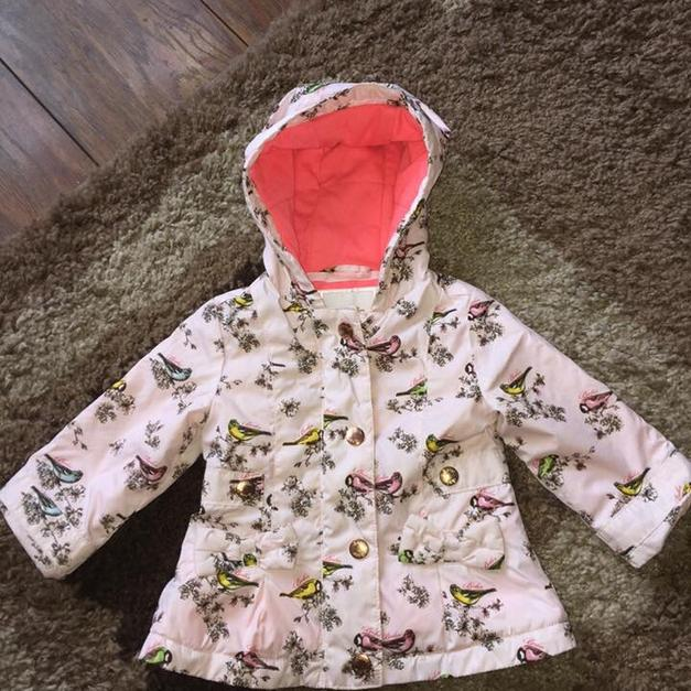 0a2e1cf6316e Baby girls ted baker jacket in London for £5 - Shpock