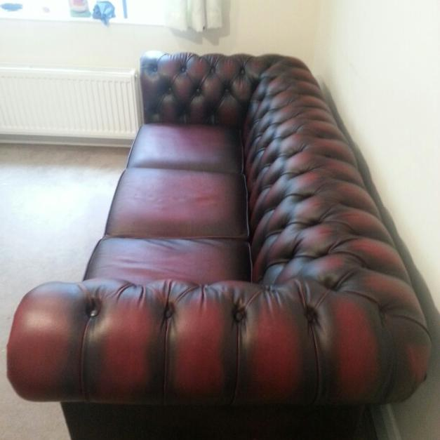 Chesterfield Sofa Ammuculate Condition In De23 Derby For 84900 - Derby-chesterfield-sofa