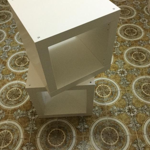 Mensole Cubi 2 Pezzi Ikea In 00139 Roma For 15 For Sale Shpock