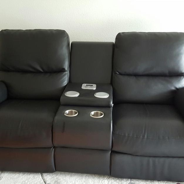 2 Sitzer City Sofa Mit Relaxfunktion In 44269 Dortmund For 900