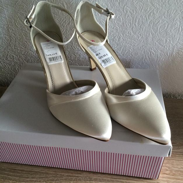 Brautschuhe Rainbow Club Harper Ivory In 73092 Heiningen For 100 00