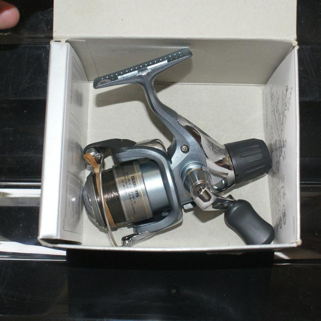 Fishing reel, Shimano Catana 1000 RA