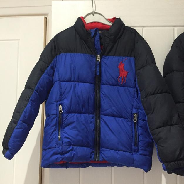 427f0fdf boys Ralph Lauren bomber jackets age 5 in L36 Huyton for £20.00 for ...