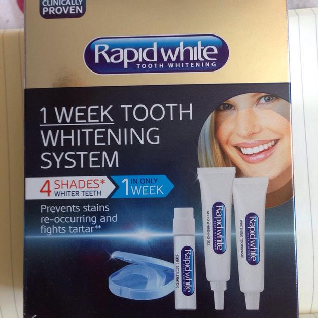 Rapid White Tooth Whitening In Mk6 Oldbrook For 15 00 Shpock