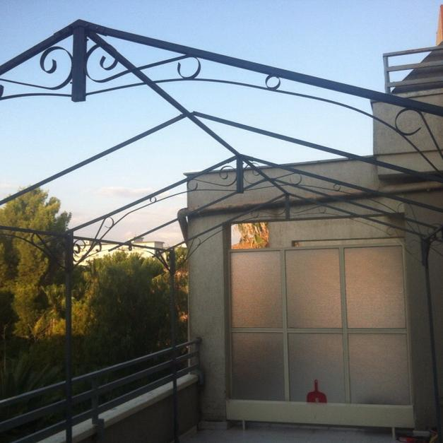 Gazebo In Ferro Battuto 3x4.Gazebo In Ferro 3x4 Metri In 92024 Canicatti For 35 00 For Sale