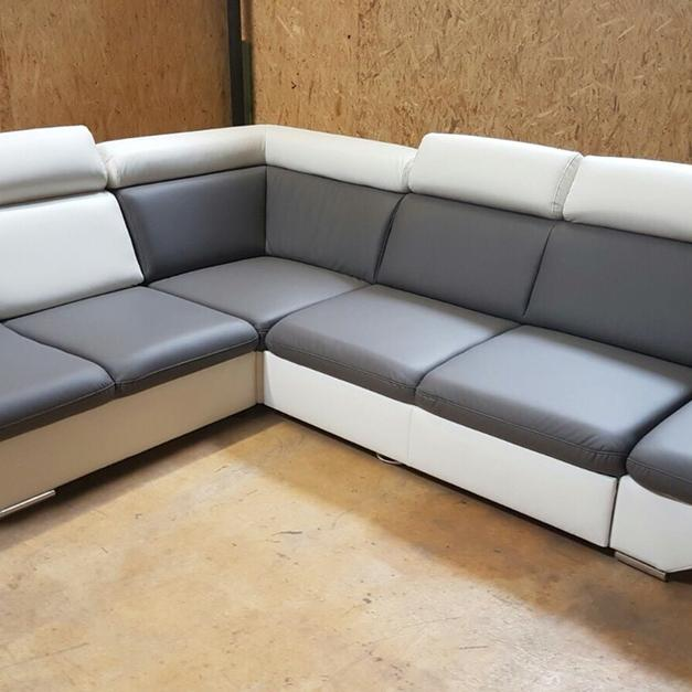 Sofa Couch Wohnlandschaft L Form Neu In 27749 Delmenhorst For