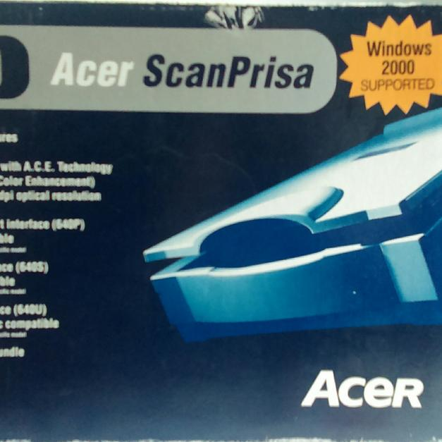 DRIVERS FOR ACER PRISA 640U