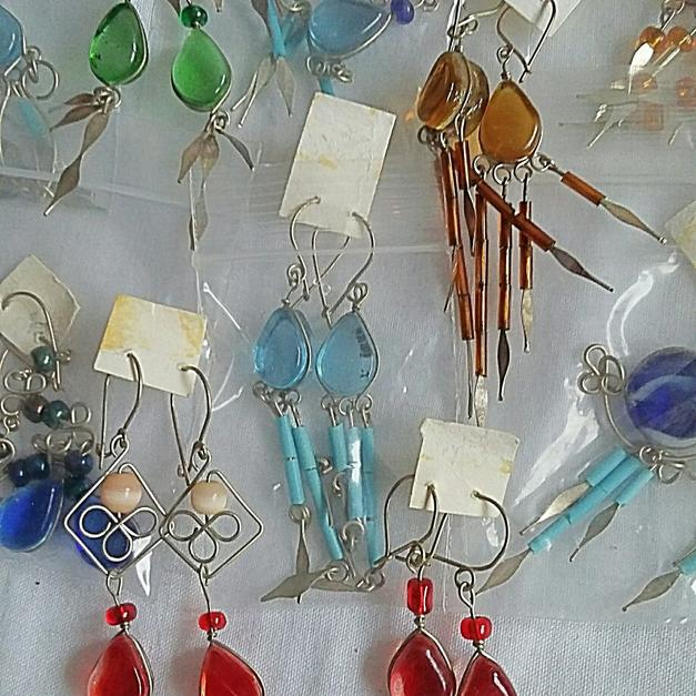 Hair Jewelry Lots Of Different Kinds Of Gems Joblot