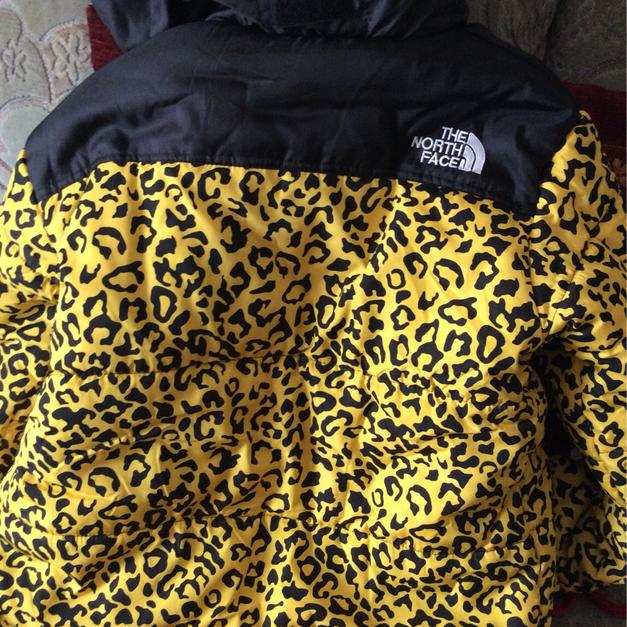 71bc756d74 The North Face Supreme Leopard Print Jacket In Ll55 Caernarfon For