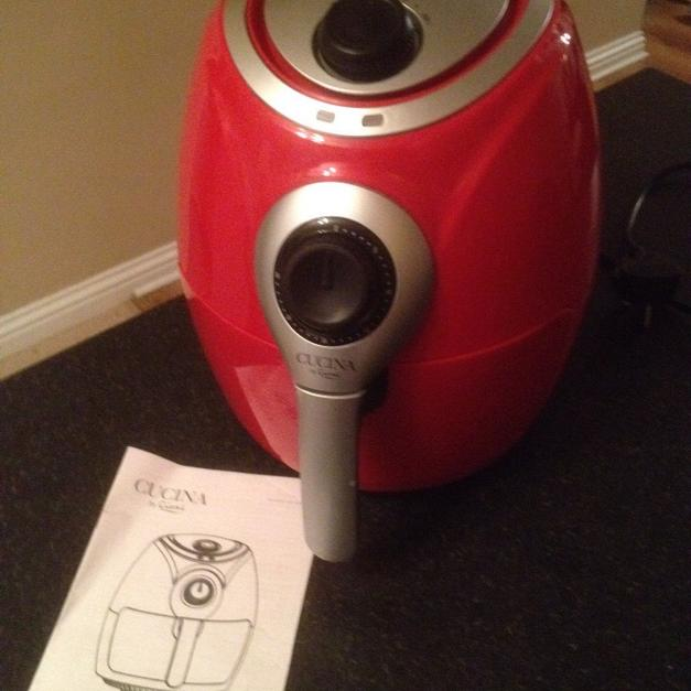 Cucina By Giani Air Fryer In Nn17 Corby For 30 00 Shpock