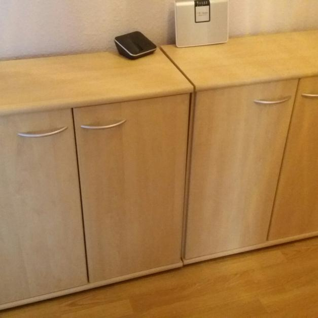 2 X Sideboards Birke Ahorn Nachbildung In 58332 Schwelm For 30 Shpock