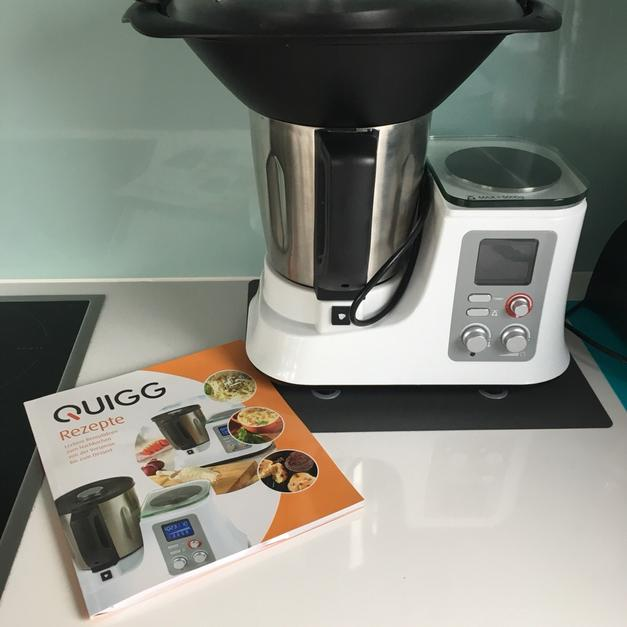 Kuchenmaschine Aldi Quigg Ahnlich Thermomix In 71083 Herrenberg For