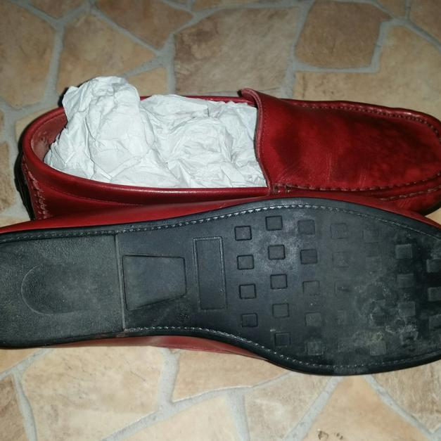 bbc776206469d5 Rote Schuhe Größe 38 in 68259 Mannheim for €14.00 - Shpock