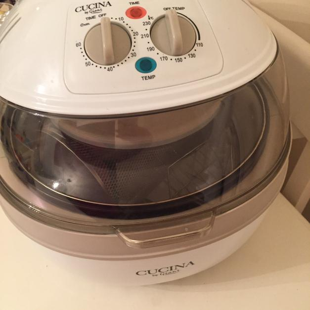 Cucina By Giani Turbo Air Fryer In Sk3 Stockport For 40 00 Shpock