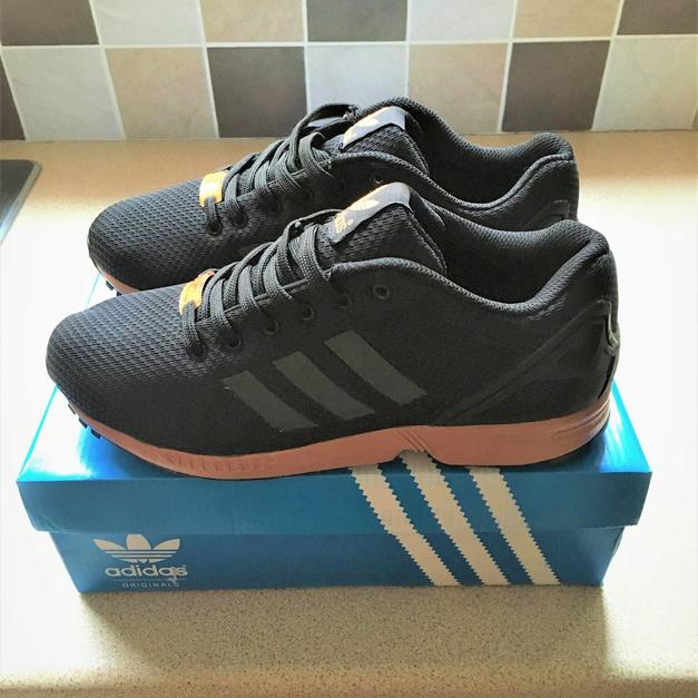 2b9d2718f91 Adidas rose gold zx flux in B62 Halesowen for £45 for sale - Shpock