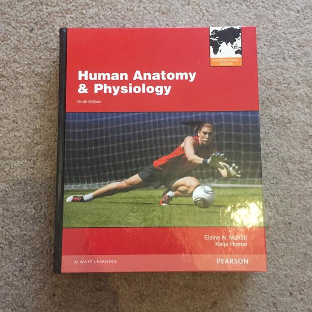 Human Anatomy Physiology Text Book In E1 London For 25 Shpock