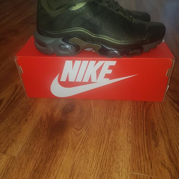 clearance nike air max plus tuned 1 tn olive green cd97a 29ee6
