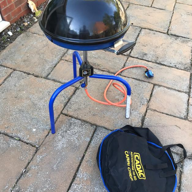 Cadac Adventure To Go.Cadac Carri Chef Gas Bbq In Ws15 Rugeley For 65 00 Shpock