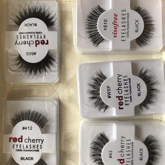 3d Eyelashes Wimpern Fake Kunst Red Cherry In 80803 Mnchen Fr 2