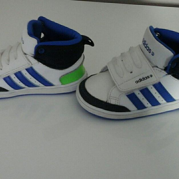 9aff2dc477e956 Baby Neo 00 Schuhe In 67105 For €8 Adidas Schifferstadt Shpock Gr22  Ig6vbmYf7y