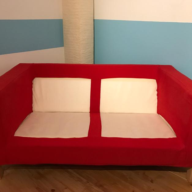 Rote Couchsofa In 83646 Bad Tölz For 70 Shpock
