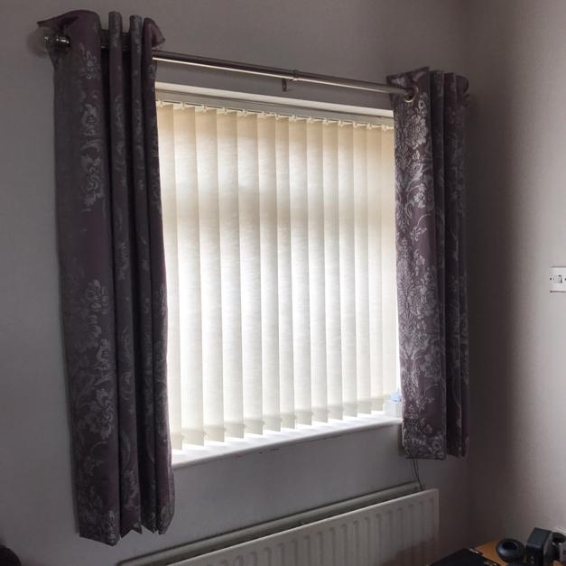 All 4 Blinds and downstairs curtains in TS27 Colliery for £90.00 - Shpock