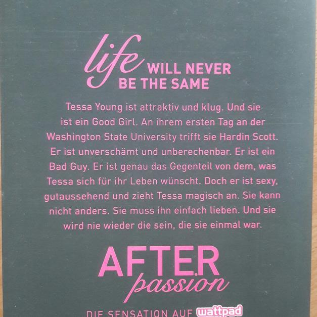 After Passion Buch 3