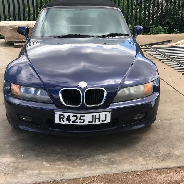 Bmw Z3 Engine For Sale: Bmw Z3 1.9 In DN12 New Edlington For £800.00 For Sale