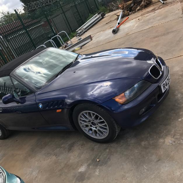 Bmw Z3 For Sale: Bmw Z3 1.9 In DN12 New Edlington For £800.00 For Sale