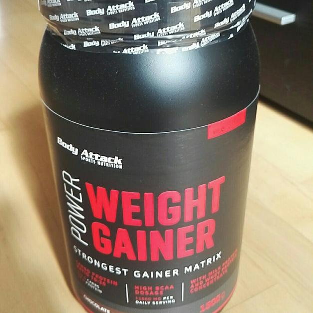 Body Attack Power Weight Gainer In 30161 Hannover For 1500 Shpock