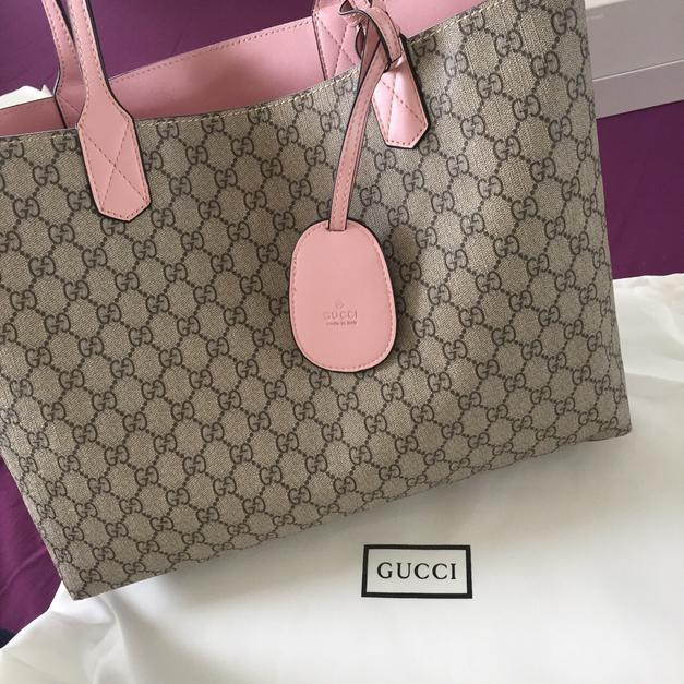 ccb5bf1e4fc2 Gucci Reversible Tote Bag Blush in NW9 Edgware for £310.00 for sale ...