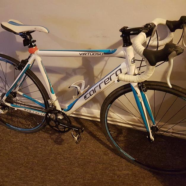 6f3ba33ca96 Carrera virtuoso road  race bike in DN36 Humberston for £120.00 for ...