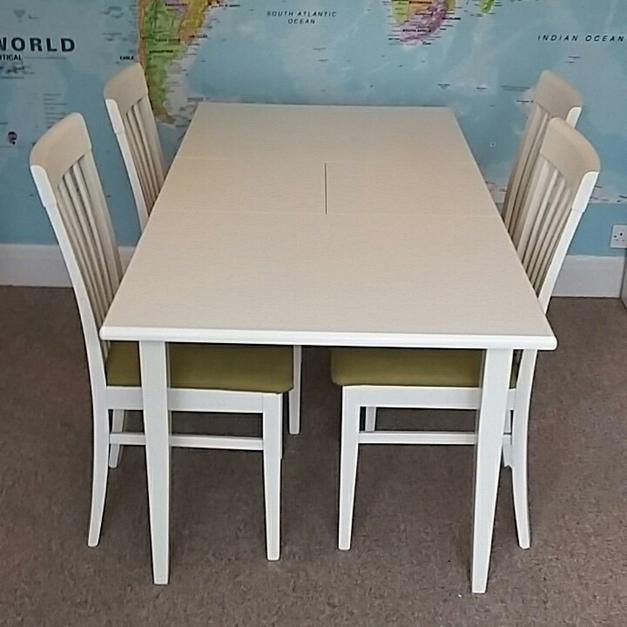 John Lewis Dining Table 4 Chairs In S17 Sheffield For 7500