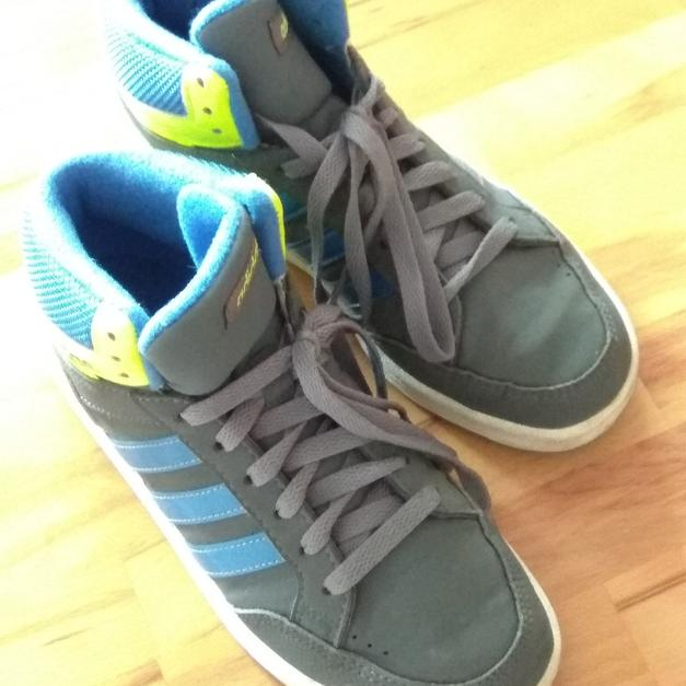 new style ae07c 7d49a 66851 €10 In Schuhe Adidas Bann 00 Sneakers For Sale Gr 35 n